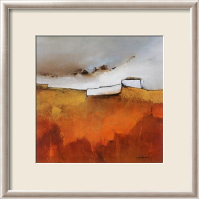 Fascinating Landscape IV Framed Art Print