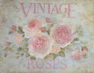 Vintage Rose Lmina