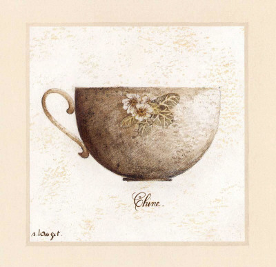 Chine Kunstdrucke von Sylvie Langet