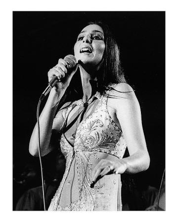 Cher in Tune Art