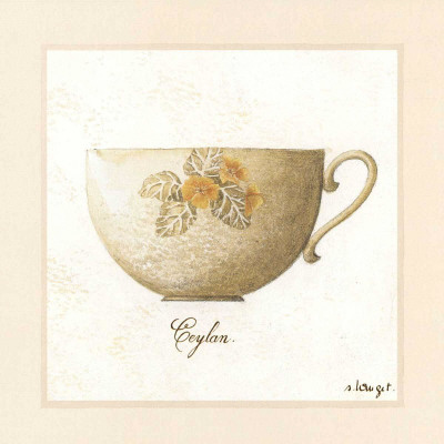 Ceylan Poster von Sylvie Langet