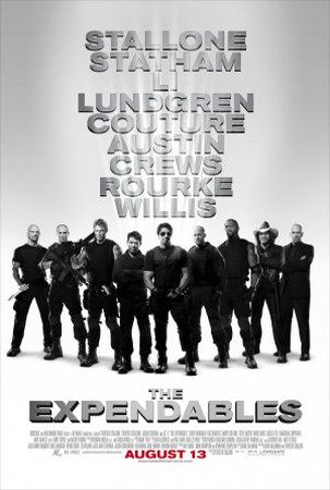 The Expendables Póster original