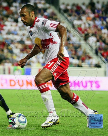 Thierry Henry 2010 Action Photo