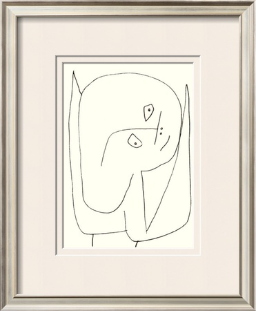 Engel Voller Hoffnung, c.1939 Framed Art Print