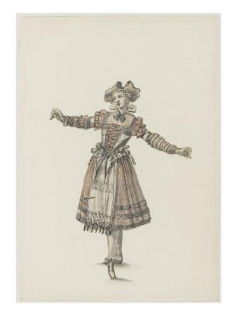 Tome II (1604 à 1695 DR) : Costumes de fêtes et de mascarades. Théâtre de louis XIV Anden