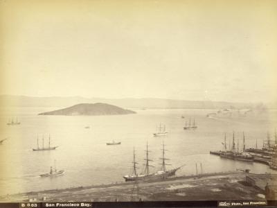 San Francisco Bay Photographic Print