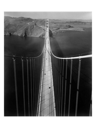 Golden Gate from the Heights, San Francisco, c.1937 Giclee Print