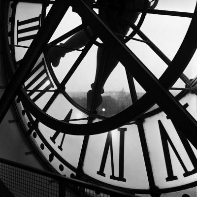 Uret på Orsay-museet Kunsttryk