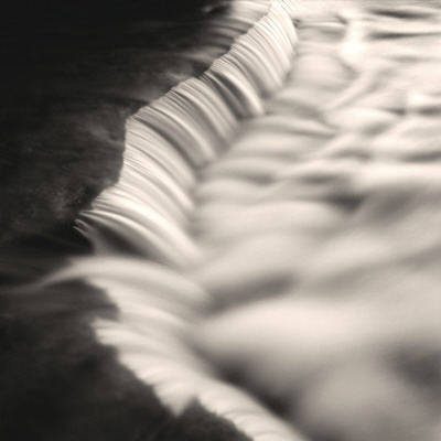 Waterfall, Study no. 3 Reproduction d'art