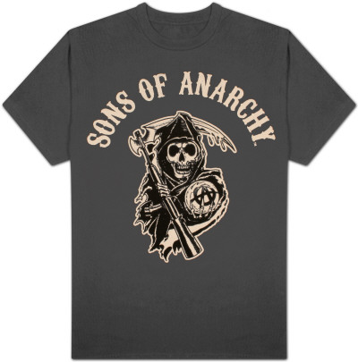 Sons of Anarchy - Logo T-Shirt