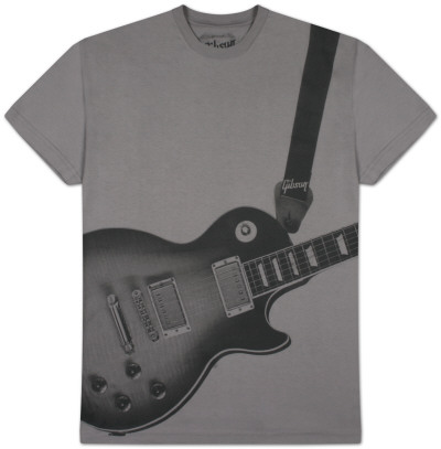 Gibson - Stay Strapped T-Shirt