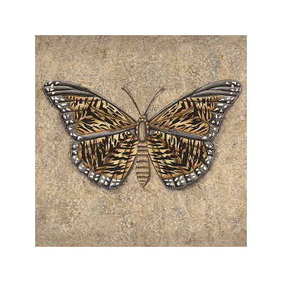 Tiger Butterfly Giclee Print by Jennifer Brice
