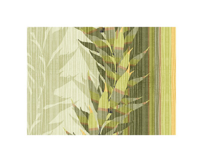 Water Leaves I Giclee Print by Mali Nave