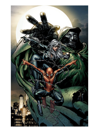 Spider-Man Unlimited No.14 Cover Art by David Finch