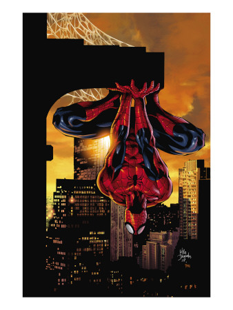 Amazing Spider-Man Family No. 2 Cover superhero comic book poster artwork by Mike Deodato