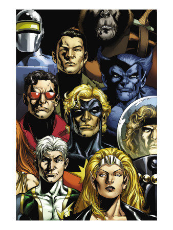 Secret Invasion: Who Do You Trust? Cover: Namora Art Print