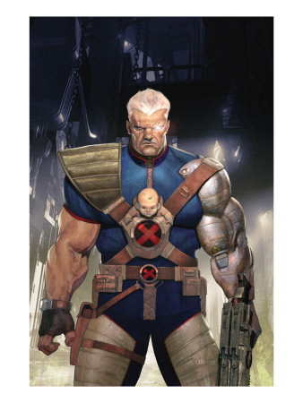 Cable #1 Cover: Cable Konsttryck