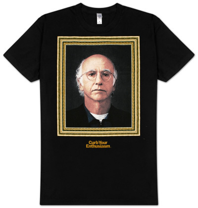 Curb Your Enthusiasm - Larry Portrait T-Shirt