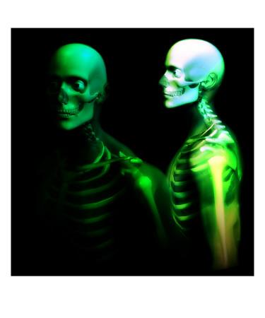 Man Bone 28 Photographic Print by Chris Harvey