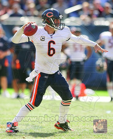 Jay Cutler 2010 Action Photo