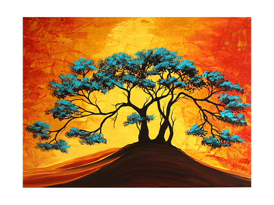New Growth Poster by Megan Aroon Duncanson