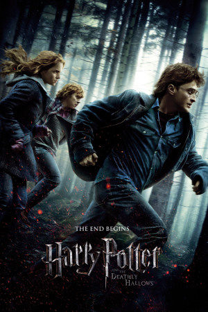 Harry Potter and the Deathly Hallows Plakát