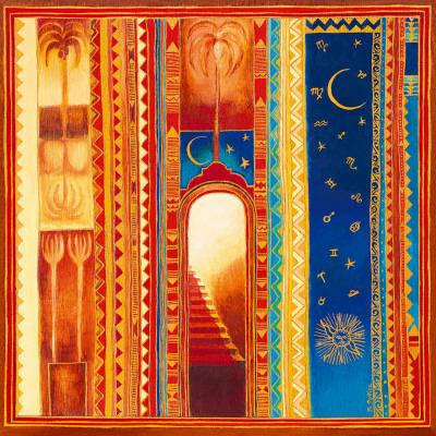 Vers la Lumière Prints by Bernadette Pottiez