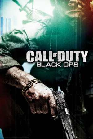 Call Of Duty - Black Ops Affiche