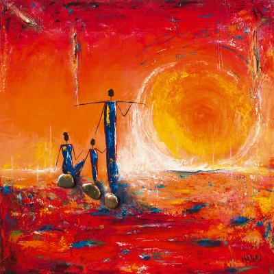 Soleil Prints by  Marso