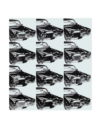 Doce coches, 1962 Pósters por Andy Warhol