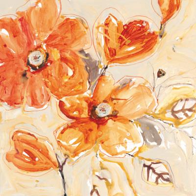 Sweet Sunshine II Prints by Lilian Scott