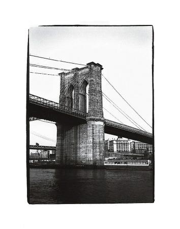Bridge, c.1986 Poster by Andy Warhol