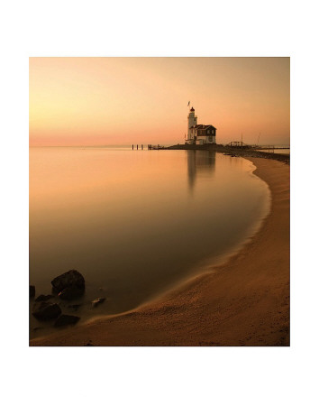 Netherlands Lighthouse Prints by Maciej Duczynski