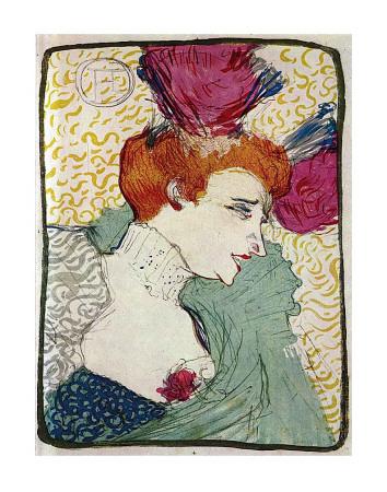 Marcelle Lender Prints by Henri de Toulouse-Lautrec