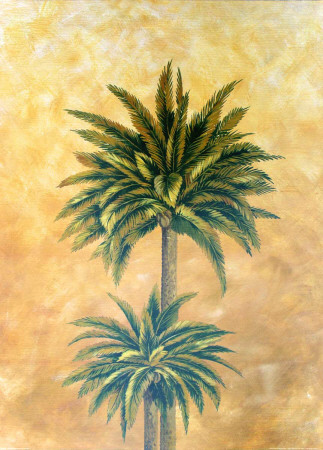 Tropical Breeze II Art by E. Moroder