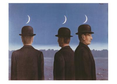 Le Chef d'Oeuvre Ou les Mysteres de l'Horizon, c.1955 Prints by Rene Magritte