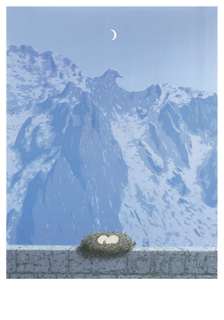 Le Domaine d'Arnheim Posters by Rene Magritte