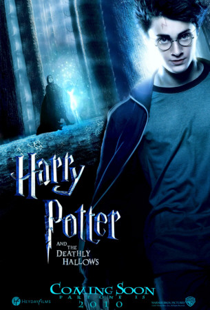 harry potter and the deathly hallows part 1 2010 poster. Harry Potter and The Deathly