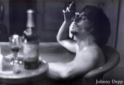 Johnny Depp Masterprint