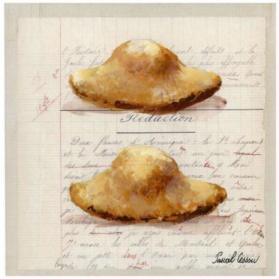 Madeleines Prints by Pascal Cessou