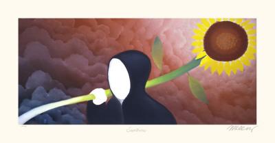 Luce del sole Stampa da collezione di Mackenzie Thorpe