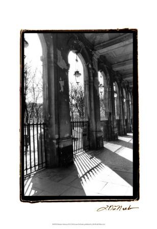 Parisian Archways II Prints by Laura Denardo