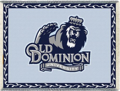 Old Dominion University, Monarchs Throw Blanket