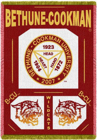 White Hall at Bethune-Cookman University Daytona Beach, Florida Mary McLeod.