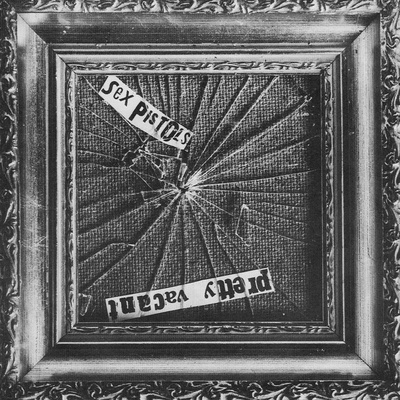 Sex Pistols - Pretty Vacant Stretched Canvas Print