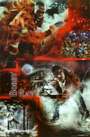 B.o.B. Bobby Ray Rap Poster