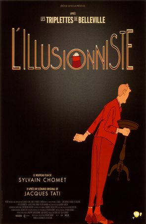 L'Illusionniste - French Style Photo