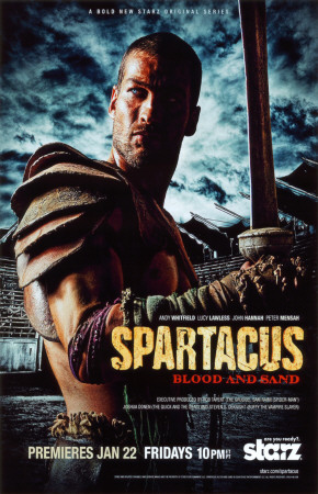 Spartacus; Blood and Sand Masterprint!