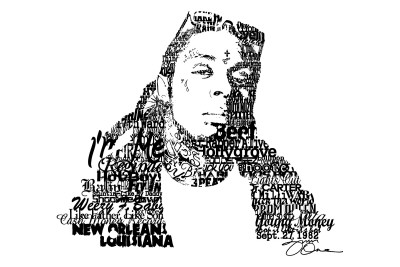 lil wayne coloring pages to print   Lil Wayne Poster - AllPosters.co.uk