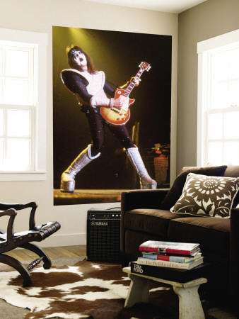 KISS Photographic Print